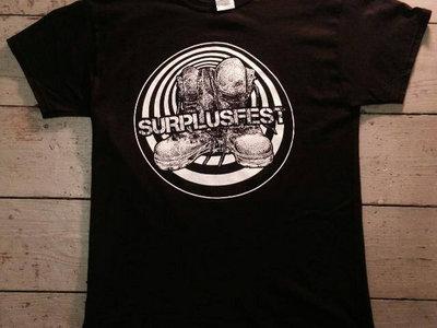 Surplus Logo T-Shirt main photo