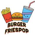 BurgerFriesPop image