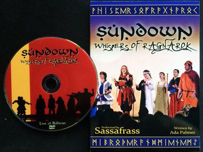 Sundown DVD main photo