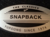 "Monochrome Snapback ""Puff the Magic Vandals Hat"" photo"