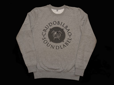CrudoBilbao SoundLabel sweatshirt main photo