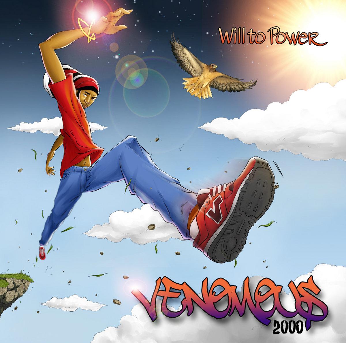 WILL TO POWER | Venomous2000