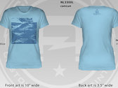 Ship Shirt - Light Blue - Women's photo