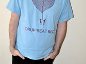 Drumbeat Red T-Shirt photo