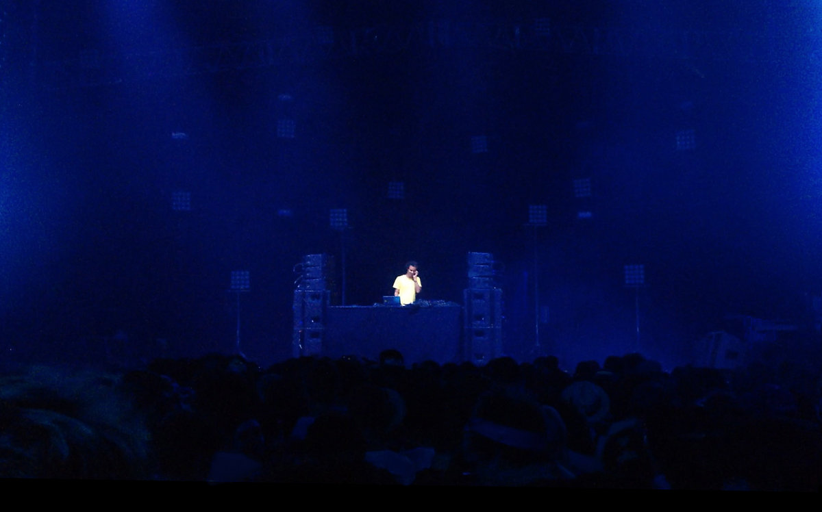 Live at Alexandra Palace, London 8th and 9th May 2019 | Four Tet
