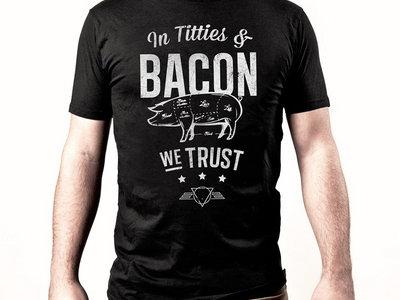 Bacon & tits T-Shirt main photo