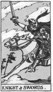 Knight of Swords image