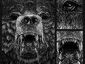 Cyclops Bear Tee photo