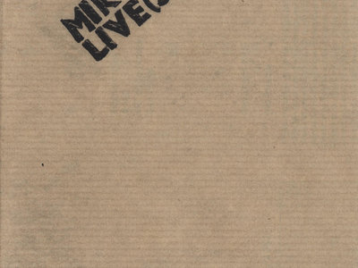 MIK ARTISTIK LIVE(S) IN LEEDS - LIVE DVD main photo