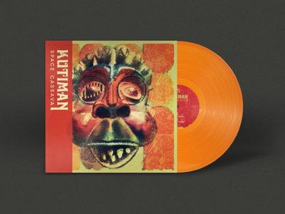 Kutiman - Space Cassava Bundle (Limited 180 gram Orange Vinyl w. OBI Strip, Kutiman Shirt, Siyal Tote Bag & Download) main photo