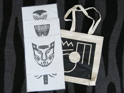 EL RUDO DEL HOUSE BUNDLE + TOTEBAG main photo