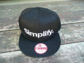 "New Era ""Simplify"" Snapback Hat - Unisex photo"