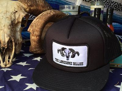 The Lonesome Billies Foam/Mesh Trucker Hat main photo