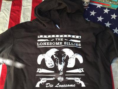 Die Lonesome Hooded Sweatshirt main photo