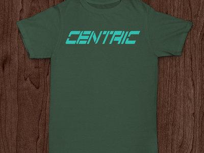 CENTRIC Army Green T-Shirt main photo