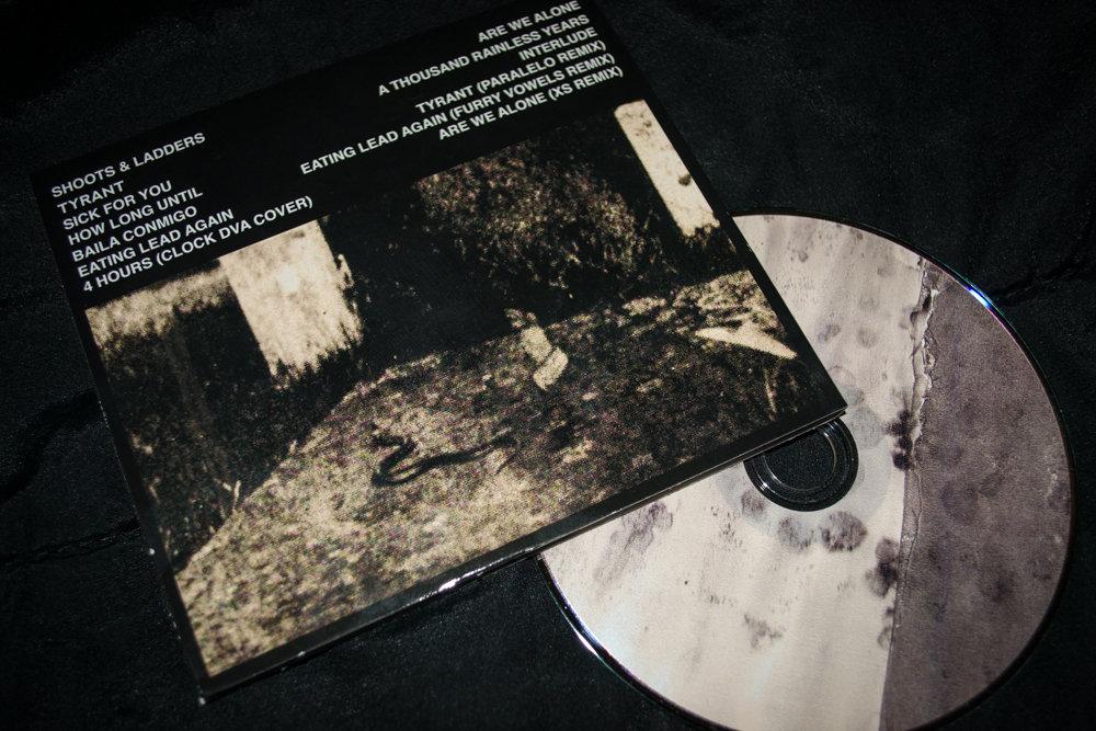 The Lost Art of Murder LP | Lust Era