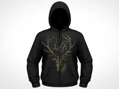 Elk Zipped Hoodie main photo