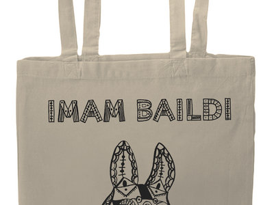 Imam Baildi Donkey Tote Bag main photo
