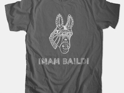 Imam Baildi Donkey T-Shirt ( Grey ) main photo