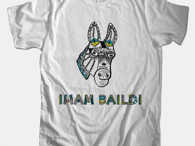 Imam Baildi Donkey T-Shirt ( White ) main photo