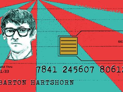 Limited edition Bartoncard (USB) main photo