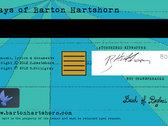 Limited edition Bartoncard (USB) photo