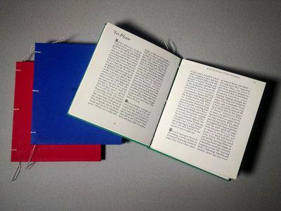 Quantum Electro Flavor Dynamics Lyric Book + Download main photo