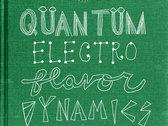 Quantum Electro Flavor Dynamics Lyric Book + Download photo