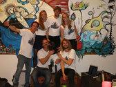 Poseidon's Crown White T shirt photo