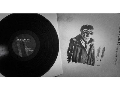 MALCONTENT / Riot Sound Effects (LP) main photo