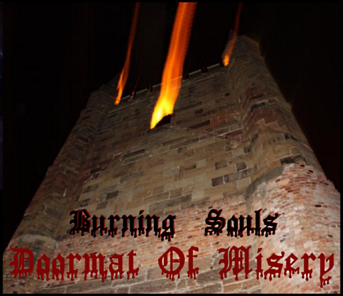 Doormat Of Misery - Burning Souls   Doormat Of Misery