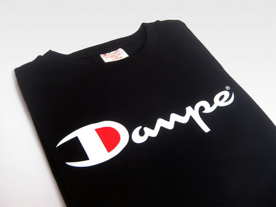 Authentic Daupe / Champion Limited edition T - Shirt BLACK main photo
