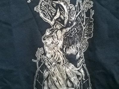 Metallic Bronze Print T-Shirt main photo