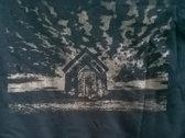 Metallic Bronze Print T-Shirt photo