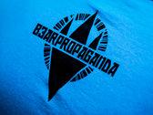 BEAR - GROWL (blue) photo