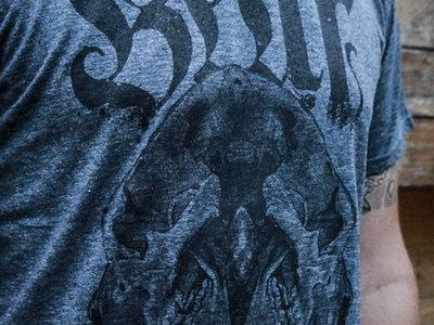 BEAR SKULL (dark heather) main photo