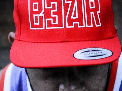 BEAR - CAP (red, blue or grey) main photo