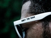 BEAR - OBEY SUNGLASSES (white, red, blue, lime, pink) photo