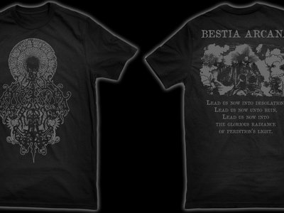 BESTIA ARCANA - Shepherd of Perdition t-shirt main photo