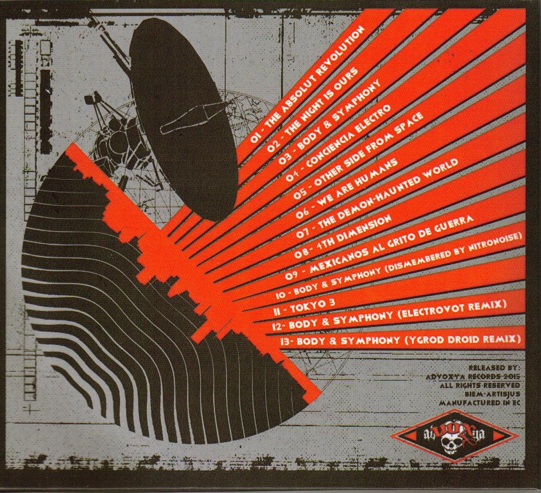 The Demon-Haunted World   Advoxya Records