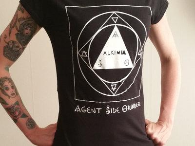 Alkimia Circle T-shirt (Woman) main photo