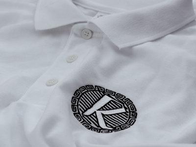 R25 Polo Shirt - White main photo