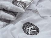 R25 Polo Shirt - White photo