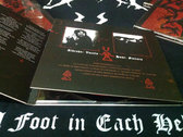 """The Deathtrip """"A foot in each hell"""" photo"""