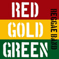 RED GOLD & GREEN REGGAE BAND image