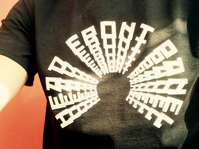 HFP Headdress T-shirt (Black) main photo