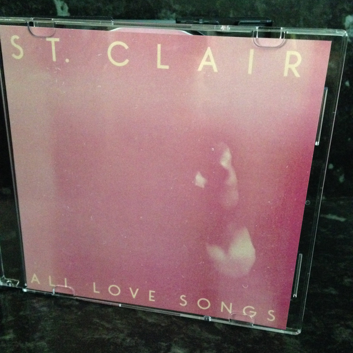 fbfc42389929a Physical copy of St.Clair s debut EP