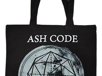 Ash Code 'Logo' Black Tote Bag main photo
