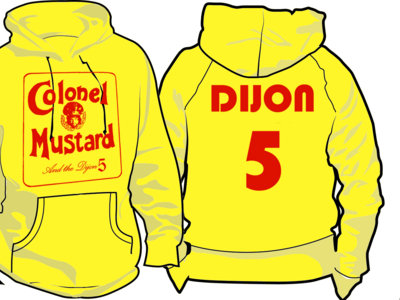 Colonel Mustard & The Dijon 5 Band Hoodie main photo