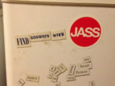 JASS Stickers, Red (5) photo